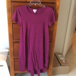 NWOT Lularoe Carly Swing Dress